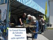 """Samedi 2 septembre, prochaine session de marquage bicycode à """" Place aux Assos """""""