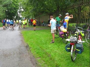 Dimanche 11 juin randonnée avec l'Amicale Cyclo Caennaise