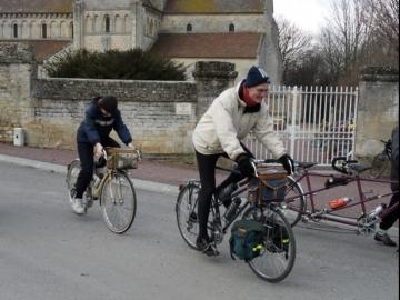 Prochaine sortie le dimanche 4 février avec l''Amicale Cyclo Caennaise