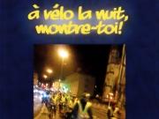Samedi 16 décembre, promenade nocturne avec Dérailleurs