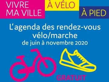 Agenda des balades accompagnées de la ville de Caen