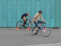 <strong>Bike polo</strong><br/>© Caen Urban Bike
